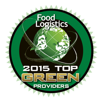 Food Logistics - 2015 Top Green Providers