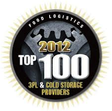 Food Logistics - 2012 - Top 100 3PL and Cold Storage Providers