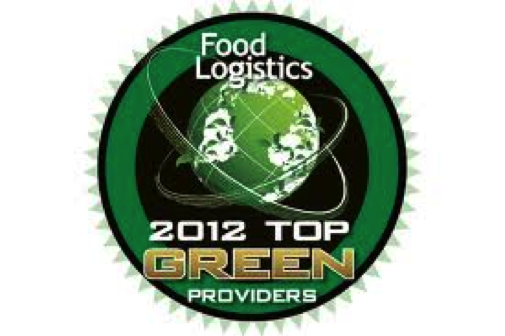 Food Logistics - 2012 - Top Green Providers