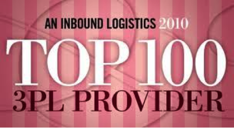 Inbound Logistics - 2010 - Top 100 3PL