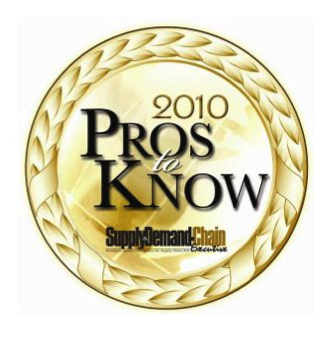 SupplyDemandChain - 2010 - Pros to Know