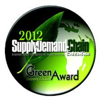 SupplyDemandChain - 2012 - Green Award